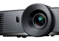 Optoma TW556-3D Projector for Boardrooms and Classrooms angle