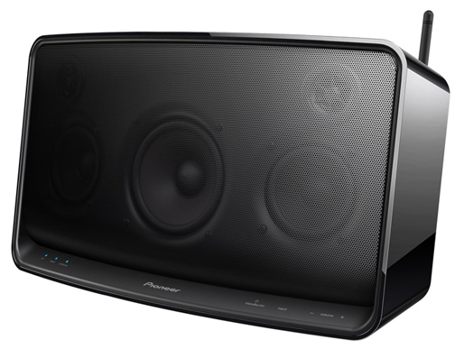 Pioneer XW-SMA4 Wireless Music System with AirPlay and HTC Connect