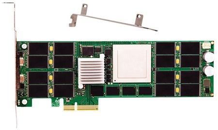 SanDisk Lightning PCI Express Solid State Accelerator Card