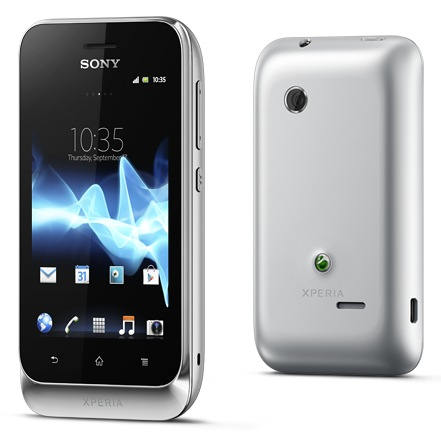 Sony Xperia tipodual Entry-level dual-sim Android Phone 1