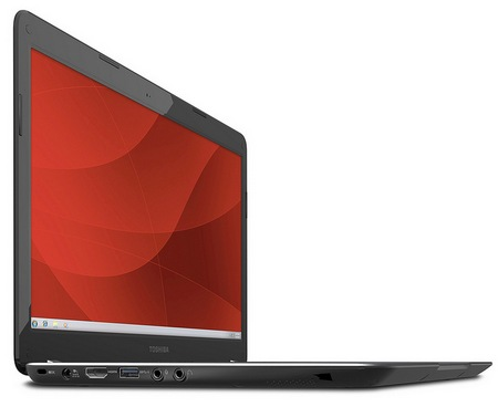 Toshiba Satellite U845 Affordable Ultrabook side