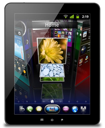 ViewSonic ViewPad E100 Android 4.0 Tablet 1