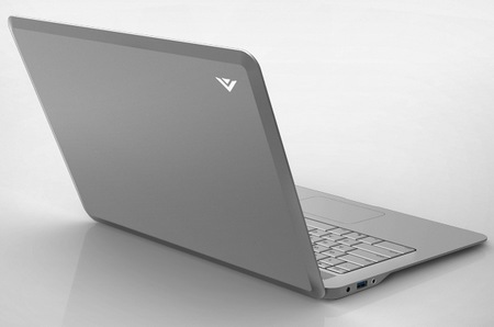 Vizio Thin + Light Ultrabooks comes in 14-inch and 15.6-inch lid