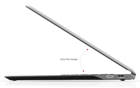 Vizio Thin + Light Ultrabooks comes in 14-inch and 15.6-inch sid
