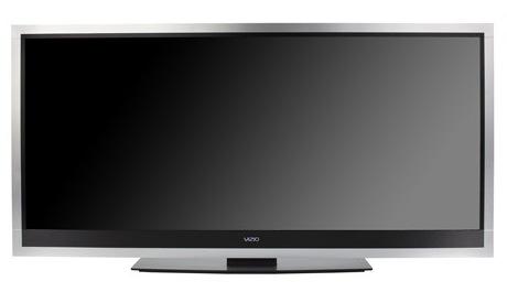 Vizio XVT Series Cinemawide 21-9 3D XVT3D580CM HDTV front