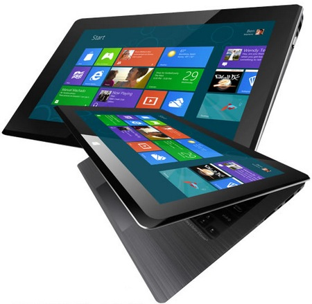 Asus TAICHI Dual-screen Windows 8 Notebook Tablet Hybrid 2