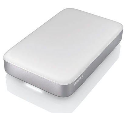 Buffalo MiniStation Thunderbolt HD-PATU3 USB3.0 Thunderbolt Dual-interface Portable Hard Drive