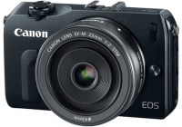 Canon EOS M Mirrorless Interchangeable Lens Camera