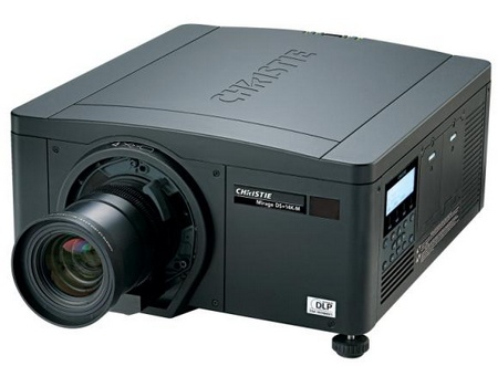 Christie Mirage DS+14K-M, HD14K-M and WU14K-M DLP Projectors 2