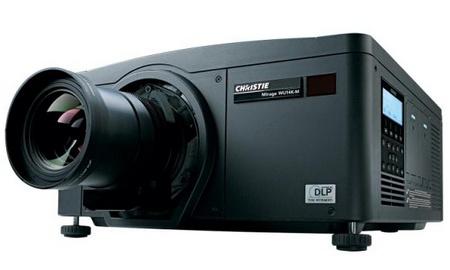 Christie Mirage DS+14K-M, HD14K-M and WU14K-M DLP Projectors