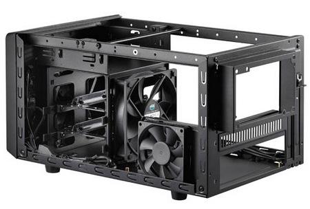 Cooler Master Elite 120 Advanced Mini ITX Case angle 1