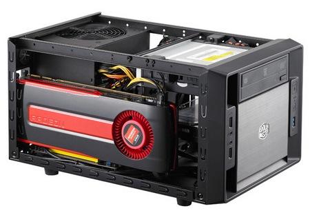 Cooler Master Elite 120 Advanced Mini ITX Case