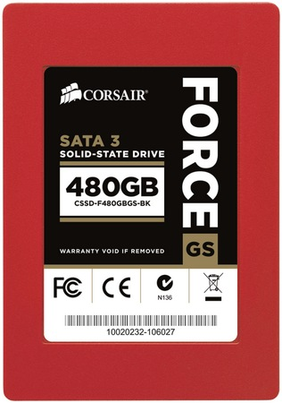Corsair Force Series GS Solid State Drives