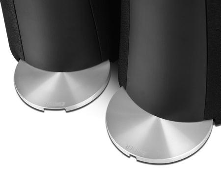 Edifier Spinnaker E30 Bluetooth Speaker System stand