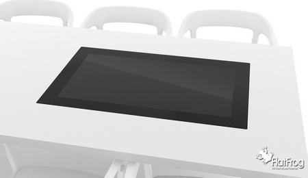 FlatFrog Multitouch 3200 High-end Multitouch Screen embedded