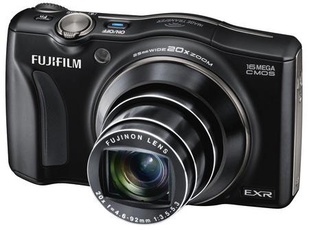 FujiFilm FinePix F800EXR 20x Zoom Camera with WiFi