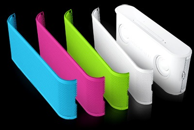 Monster ClarityHD Micro Portable Bluetooth Loudspeaker colors