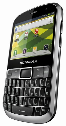 Motorola DEFY PRO Rugged QWERTY Android Phone 1
