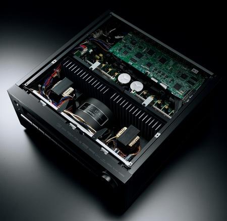 Onkyo TX-NR5010, TX-NR3010 and TX-NR1010 Network AV Receivers 1