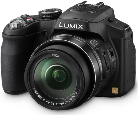 Panasonic LUMIX DMC-FZ200 Long-zoom Camera with 24x Optical Zoom