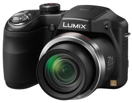 Panasonic Lumix DMC-LZ20 21x Zoom Camera