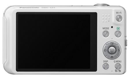 Panasonic Lumix DMC-SZ5 Digital Camera gets 10x zoom, WiFi and DLNA back