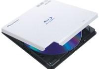 Pioneer BDR-XD04 Portable BDXL Burner white