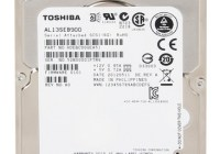 Toshiba AL13SE Series 2.5-inch 10,000RPM Enterprise Hard Drive