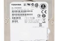Toshiba AL13SE Series 2.5-inch 10,000RPM Enterprise Hard Drive