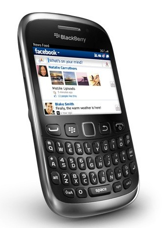 Verizon BlackBerry Curve 9310 Smartphone facebook