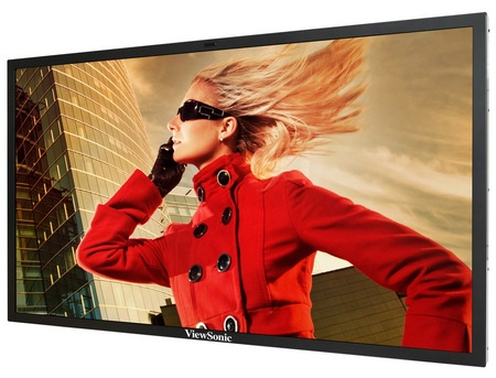 ViewSonic CDP4235T, CDP4635T and CDP6530T Large Format Interactive Commercial Displays