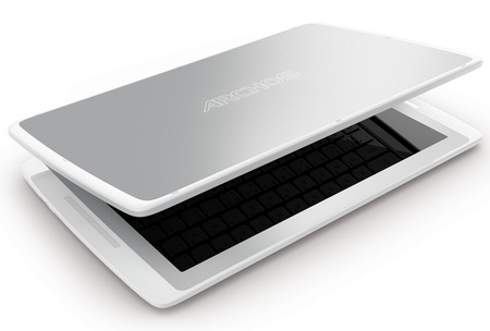 Archos 101 XS Android Tablet with Magnetic Coverboard cover