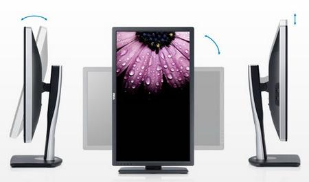 Dell UltraSharp U2713HM 27-inch AH-IPS Display with WQHD Resolution adjustability