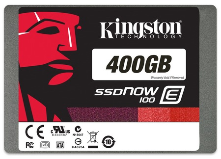 Kingston SSDNow E100 Enterprise SSD 1