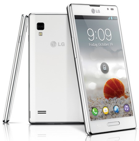 LG Optimus L9 9.1mm Slim Smartphone with 4.7-inch IPS Display