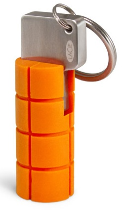 LaCie RuggedKey Rugged USB 3.0 Flash Drive 1