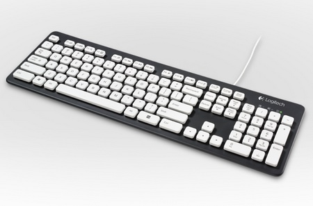 Logitech Washable Keyboard K310 1