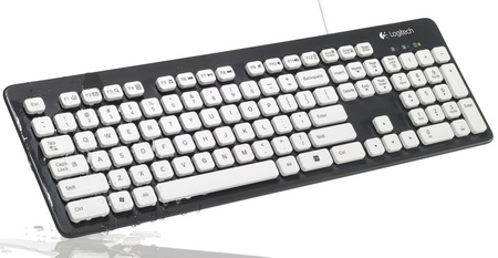Logitech Washable Keyboard K310water