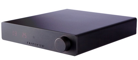 NuForce DDA-100 Direct-Digital Integrated Amplifier black 1