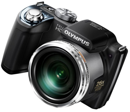 Olympus STYLUS SP-720UZ 26x Long Zoom Camera 1
