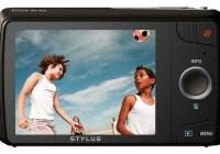 Olympus STYLUS VH-410 Compact Touchscreen Digital Camera back
