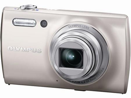 Olympus STYLUS VH-515 compact digital camera silver