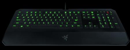 Razer DeathStalker gaming keyboard 1