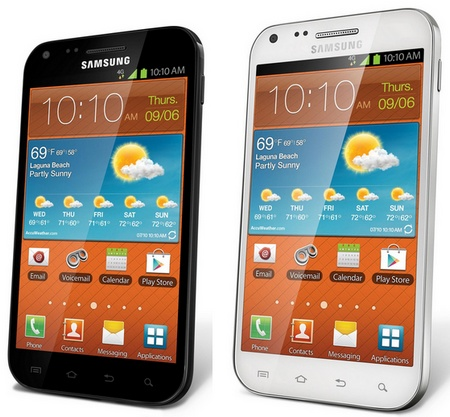 Samsung Galaxy S II 4G Arrives Boost Mobile