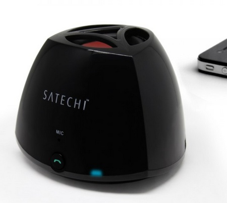 Satechi Swift Portable Bluetooth Speaker 1