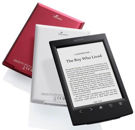 Sony Reader PRS-T2 e-book Reader 1