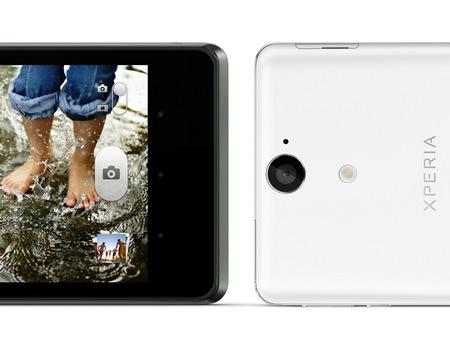 Sony Xperia V Waterproof Smartphone camera