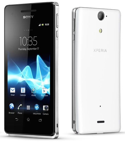 Sony Xperia V Waterproof Smartphone | iTech News Net