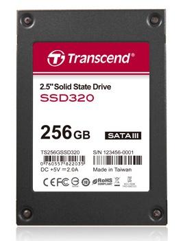 Transcend SSD320 SATA III SSD