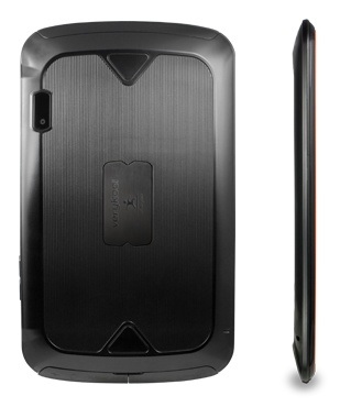 Verykool R800 Outdoor Tablet back side